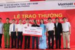 """Trung thành dãy số hơn 1 năm, khách hàng Nghệ An """"RINH"""" Jackpot hơn 80 tỷ đồng"""