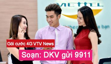 """Chuong trinh khuyen mai """"Xem VTV tha ga - Cong ngay 10K"""""""