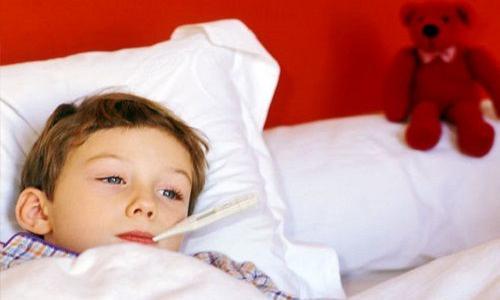 Trẻ bị sốt rét và cách điều trị