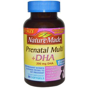 Prenatal Multi + DHA 90 viên