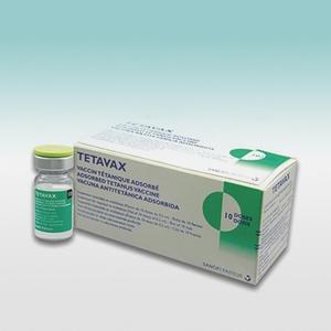 Tetavax - Pháp