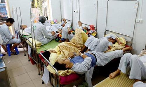Cả nước đã ghi nhận 50 trường hợp tử vong do sốt xuất huyết